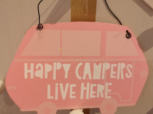 Signs for Campers