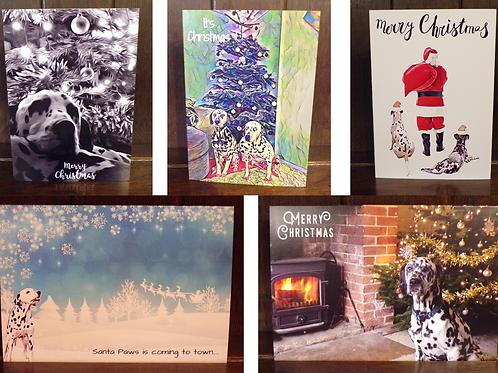 CHRISTMAS CARDS !!