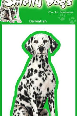 Dalmatian Car Freshener x 2