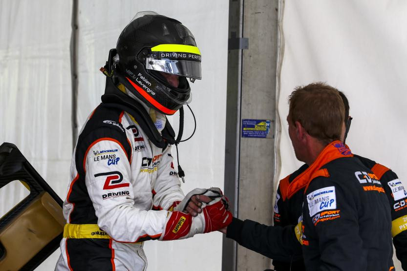 Pole position, Michelin Le Mans Cup Red Bull Ring 2018