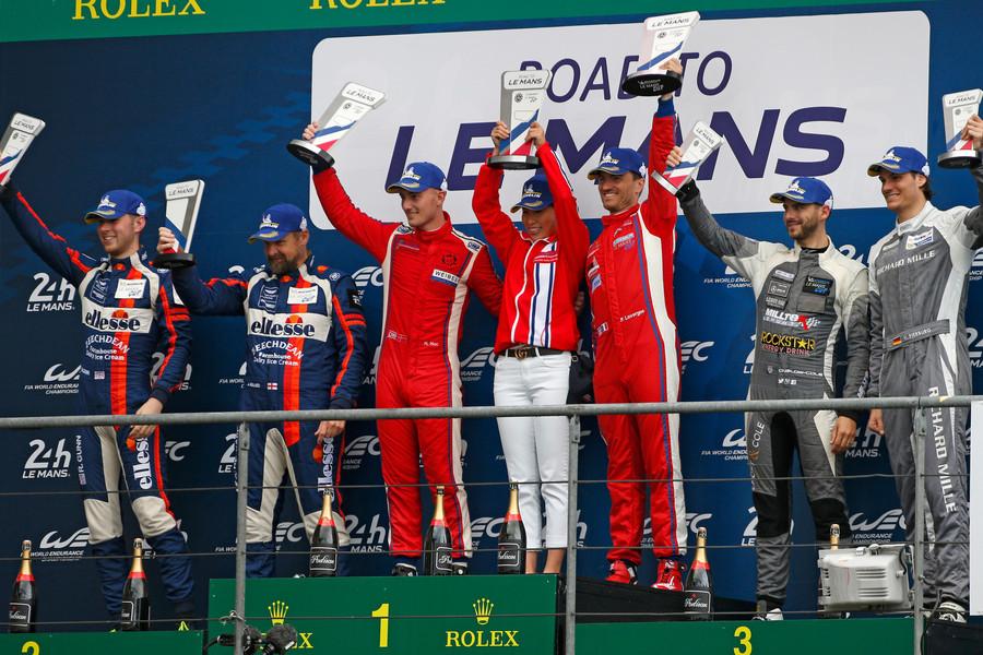 Vainqueur Road To Le Mans 2019