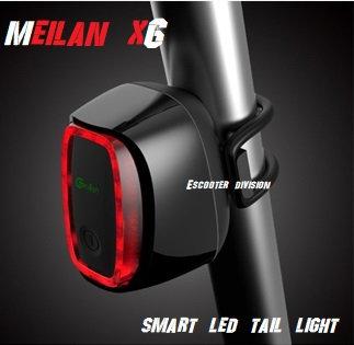 X6 MEILAN TAIL LIGHT