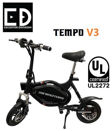 TEMPO V3 - UL2272 CERTIFIED