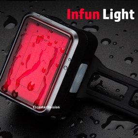 Infun Rear Warning Light