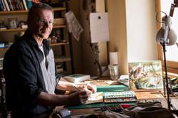 Yves Schaefer, dessinateur