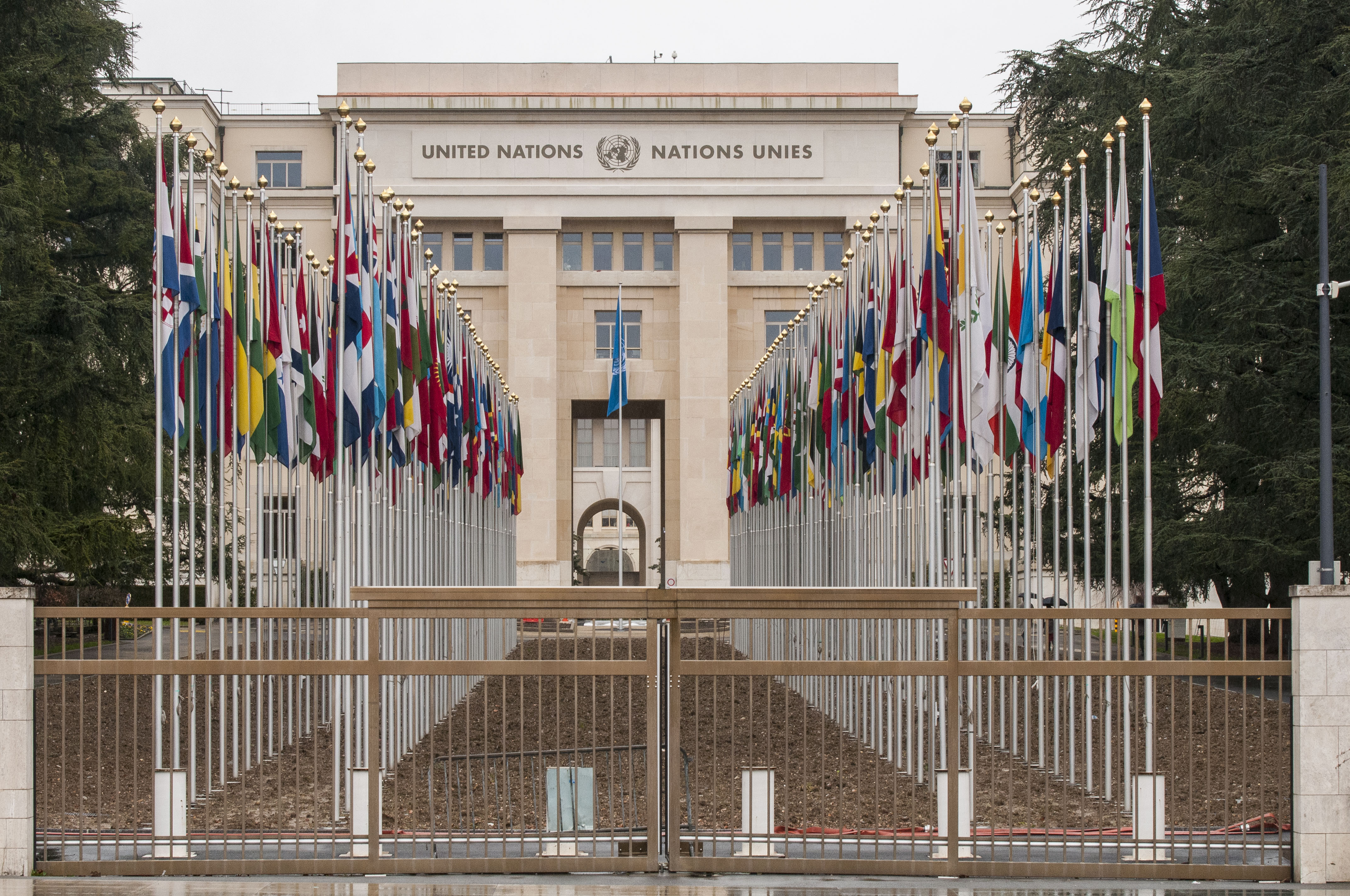 Nations Unies, Nyon