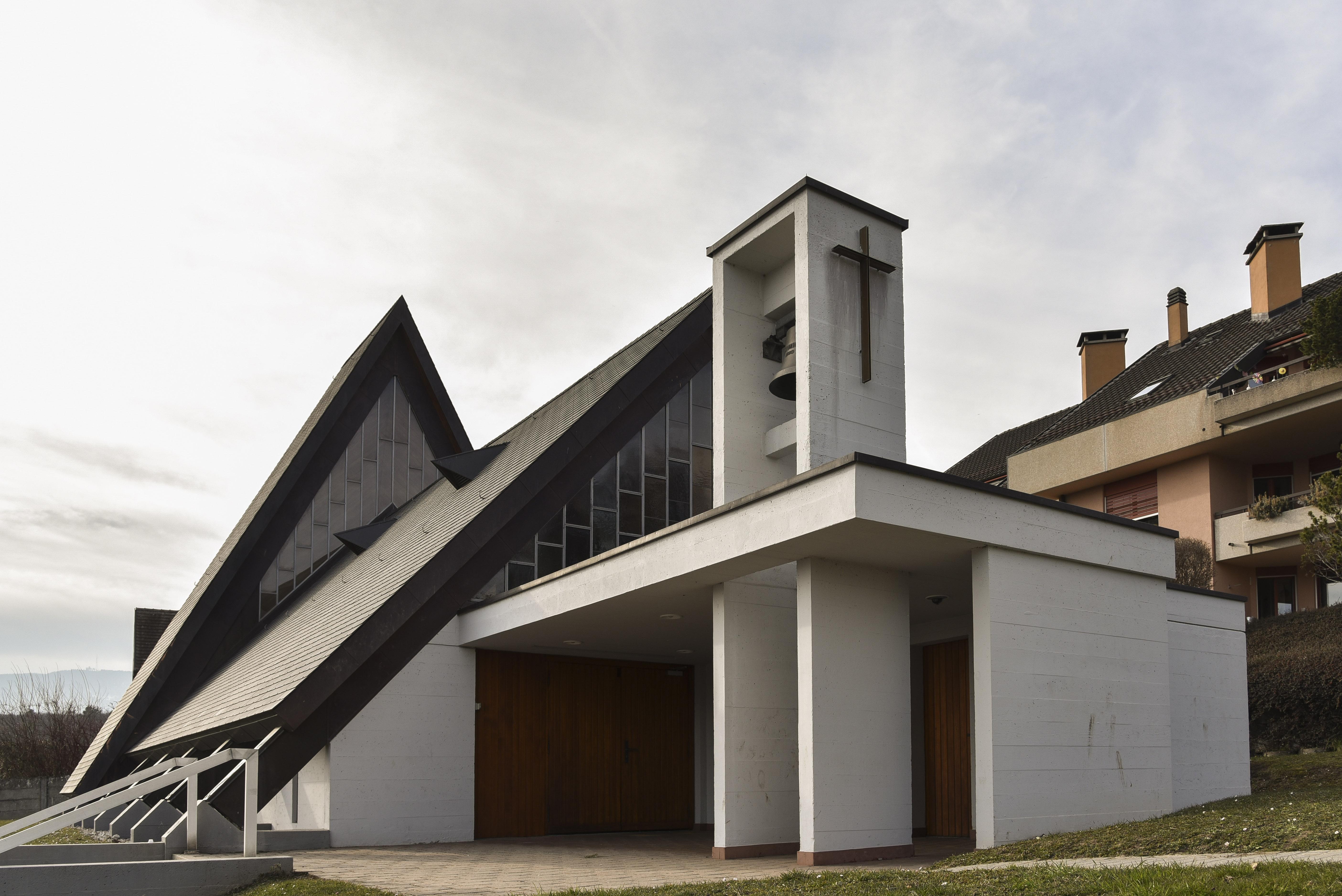 Eglise, Begnins