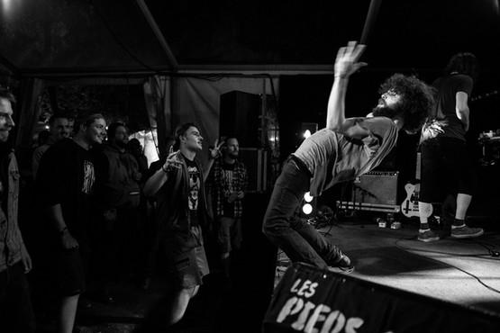 Coilguns @Les Pieds Plats Festival 2018