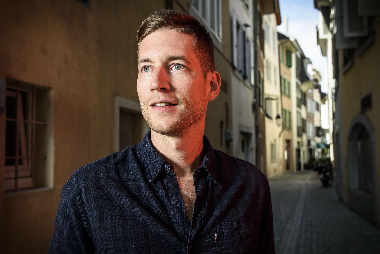 Raphaël Dupertuis, bloggeur