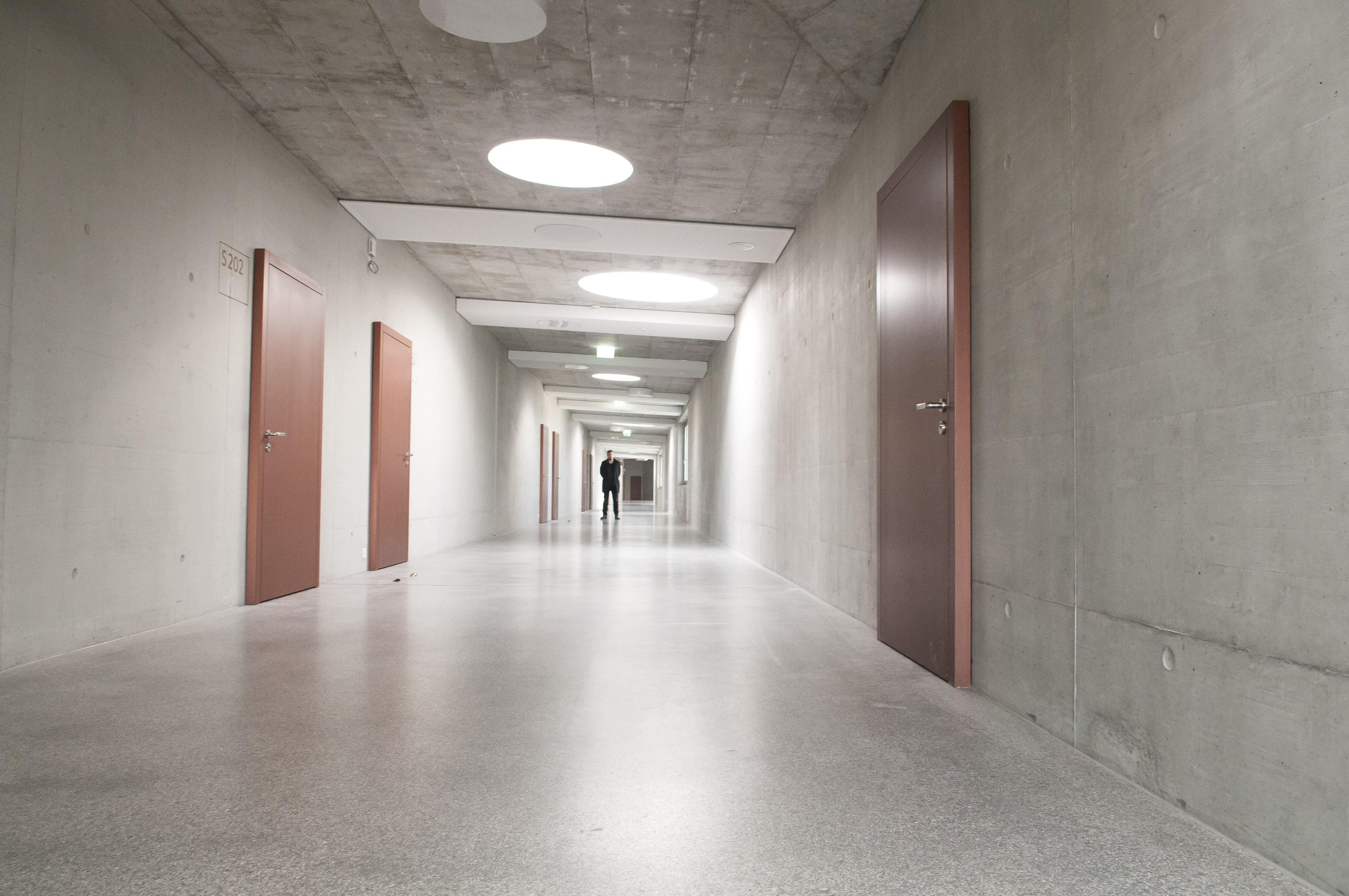 Extension du gymnase, Nyon