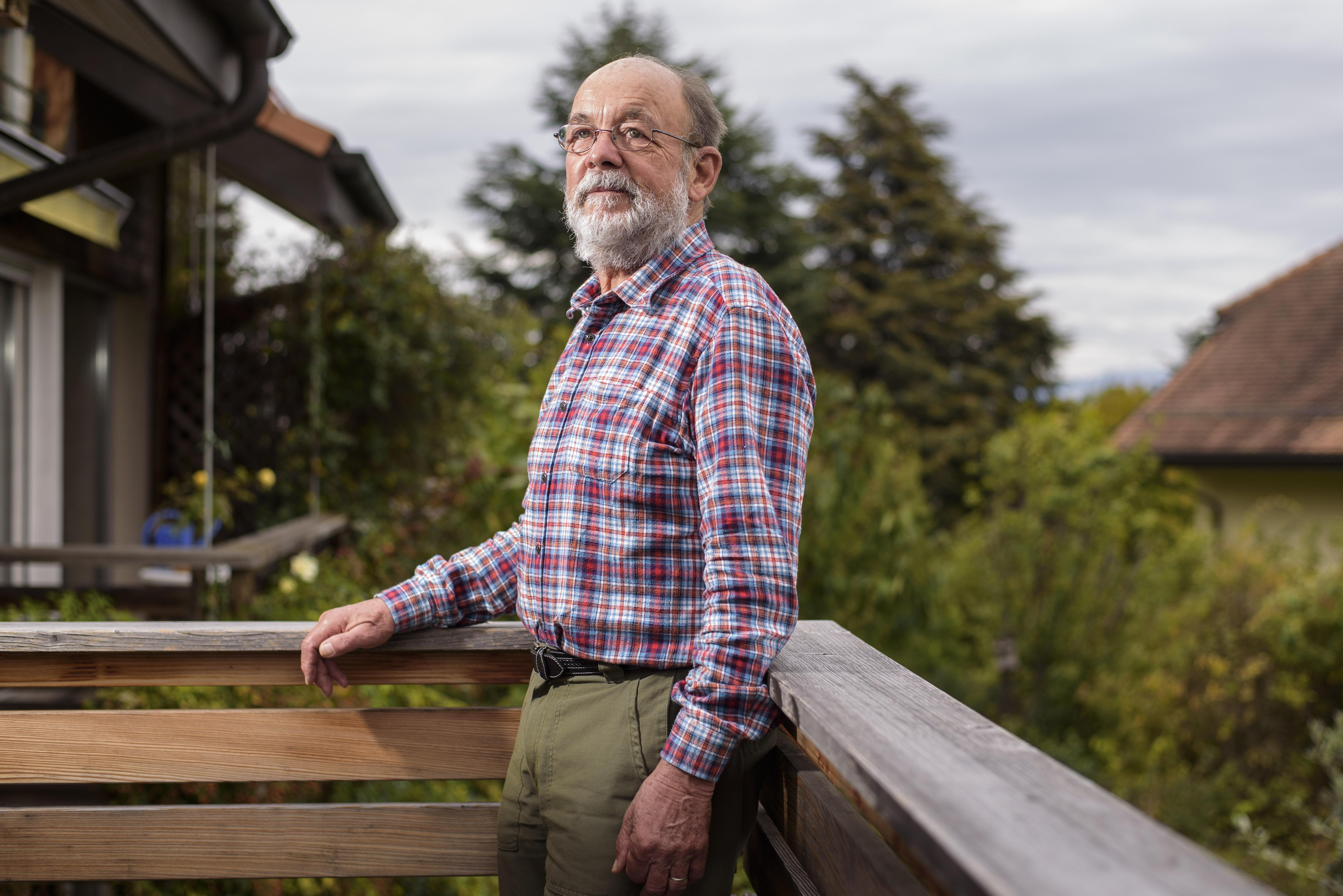 Jacques Longchamp, écrivain