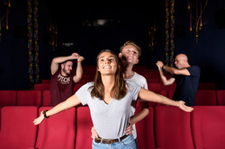 L'équipe du Cinéma d'Aubonne