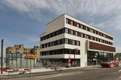 Bâtiment administratif, Versoix