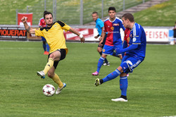 Stade Nyonnais vs FC Bâle II