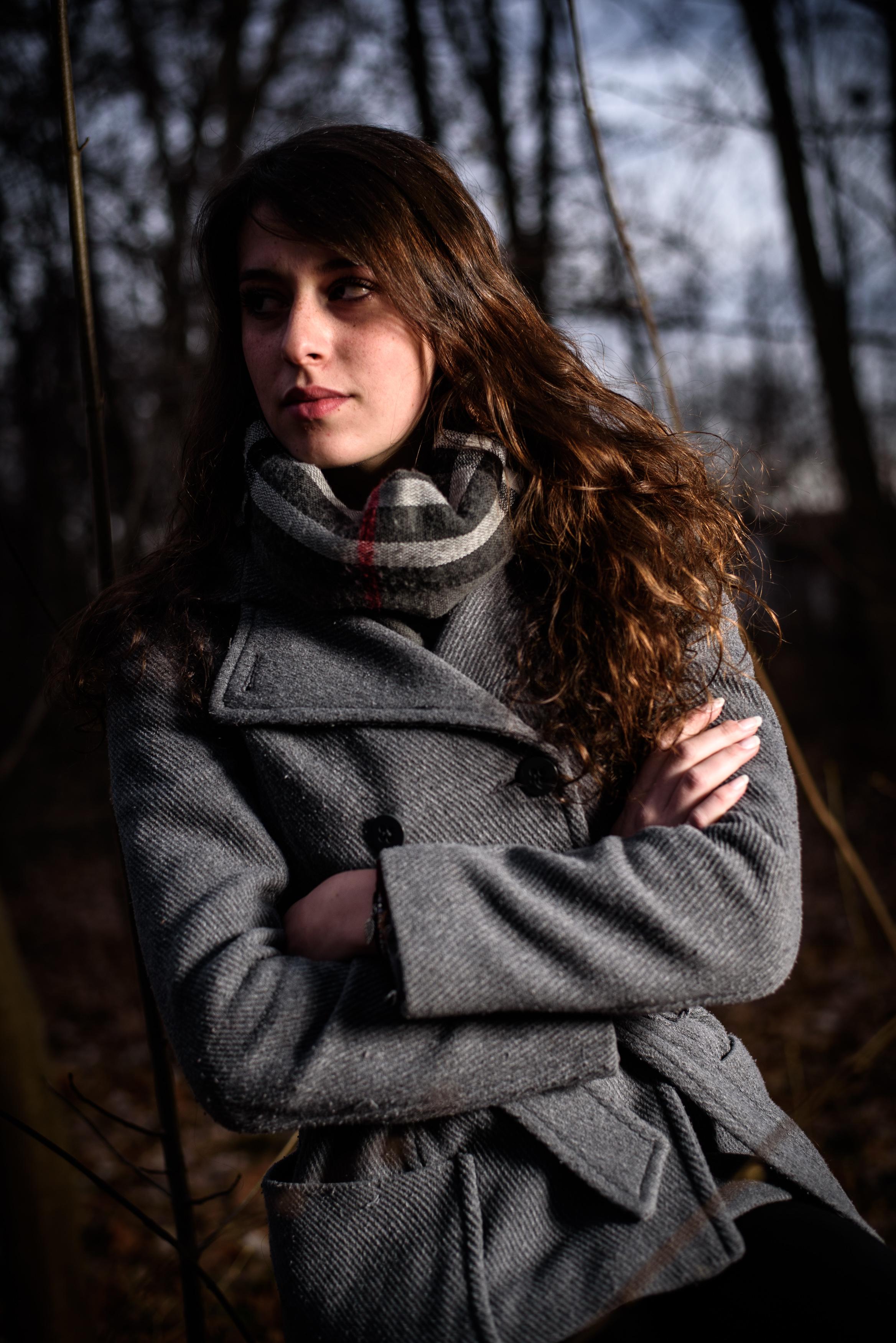 Sara da Fonte, jeune scientifique.