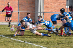 RC Nyon vs Zurich Rugby