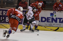 Forward Morges vs HC Sion