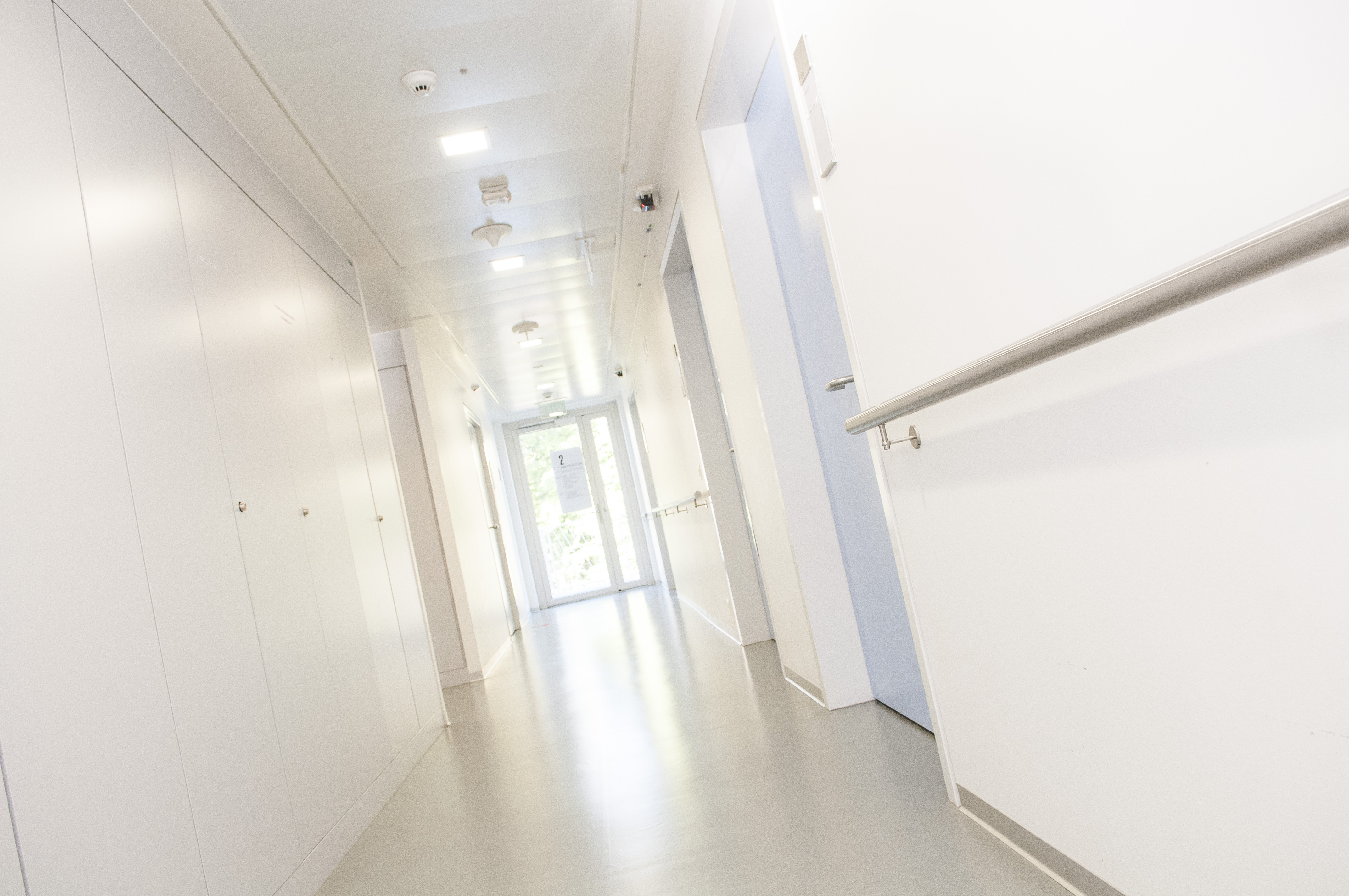 Hôpital psychiatrique, Prangins