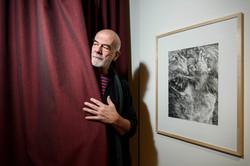 Martial Leiter, artiste.