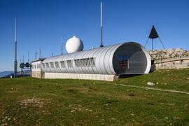 le bâtiment d'habitation designé par Vincent Mangeat.