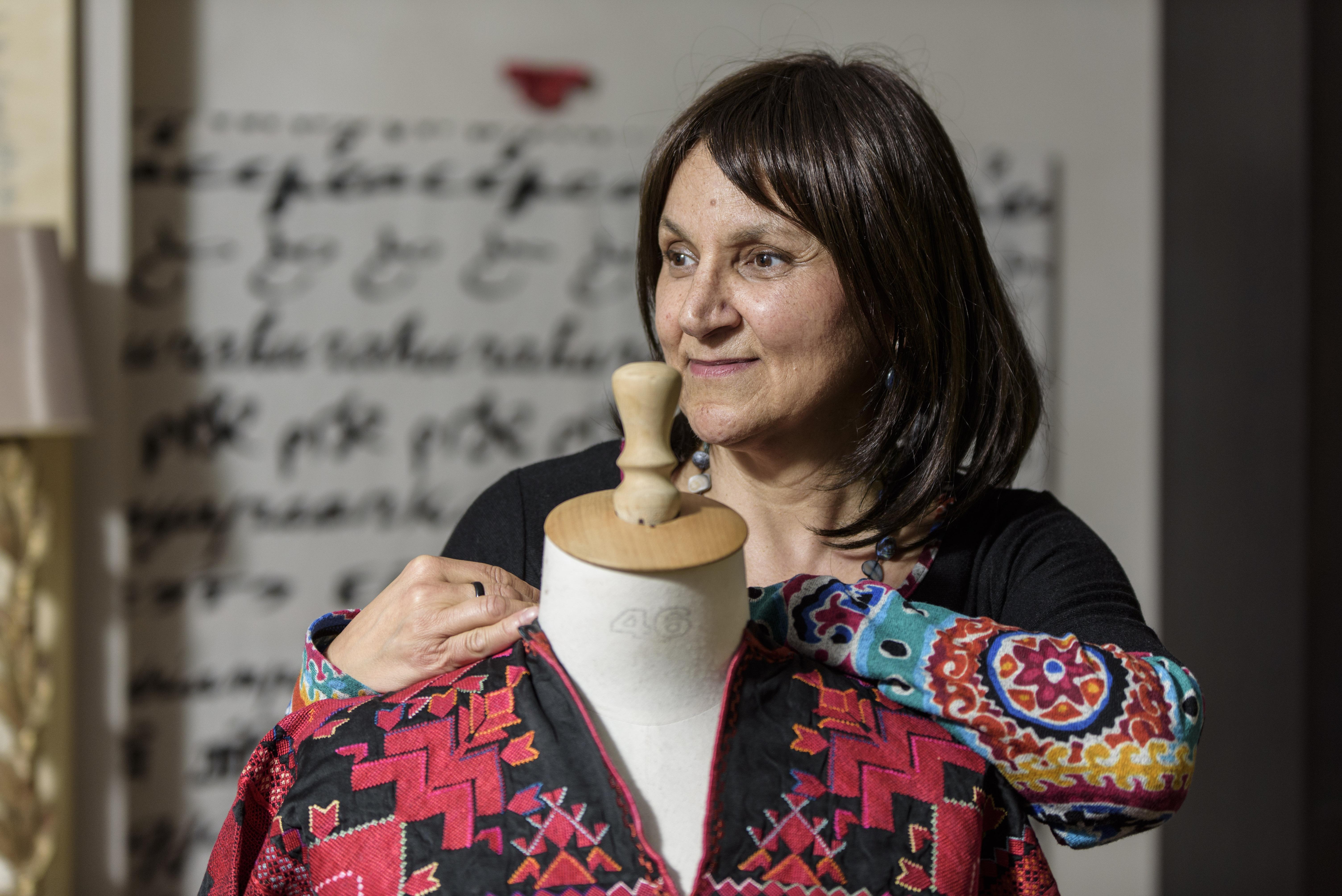 Alia El Mey, architecte d'intérieur.