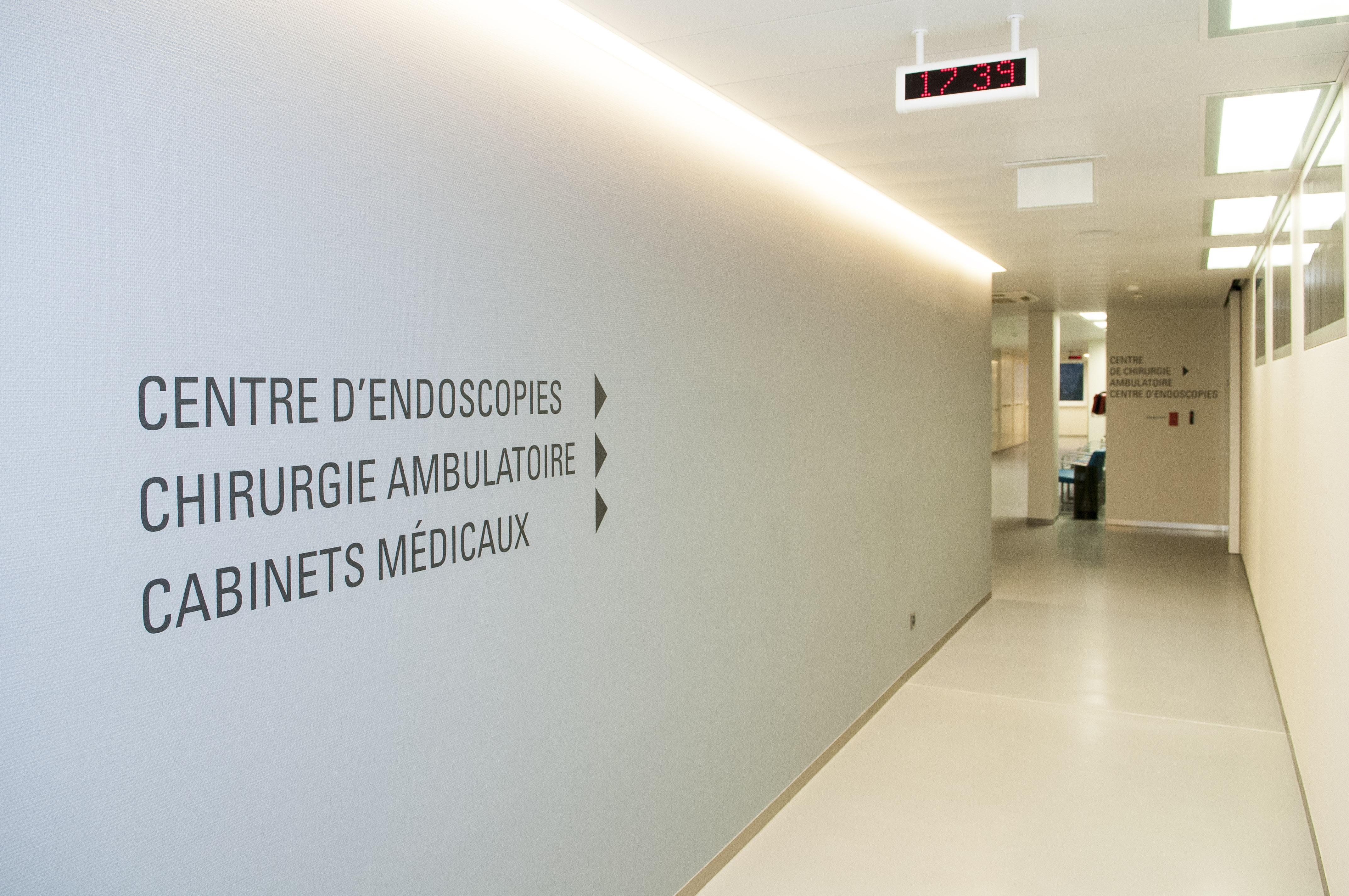 Hôpital, Nyon