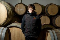 Catherine Cruchon, vigneronne