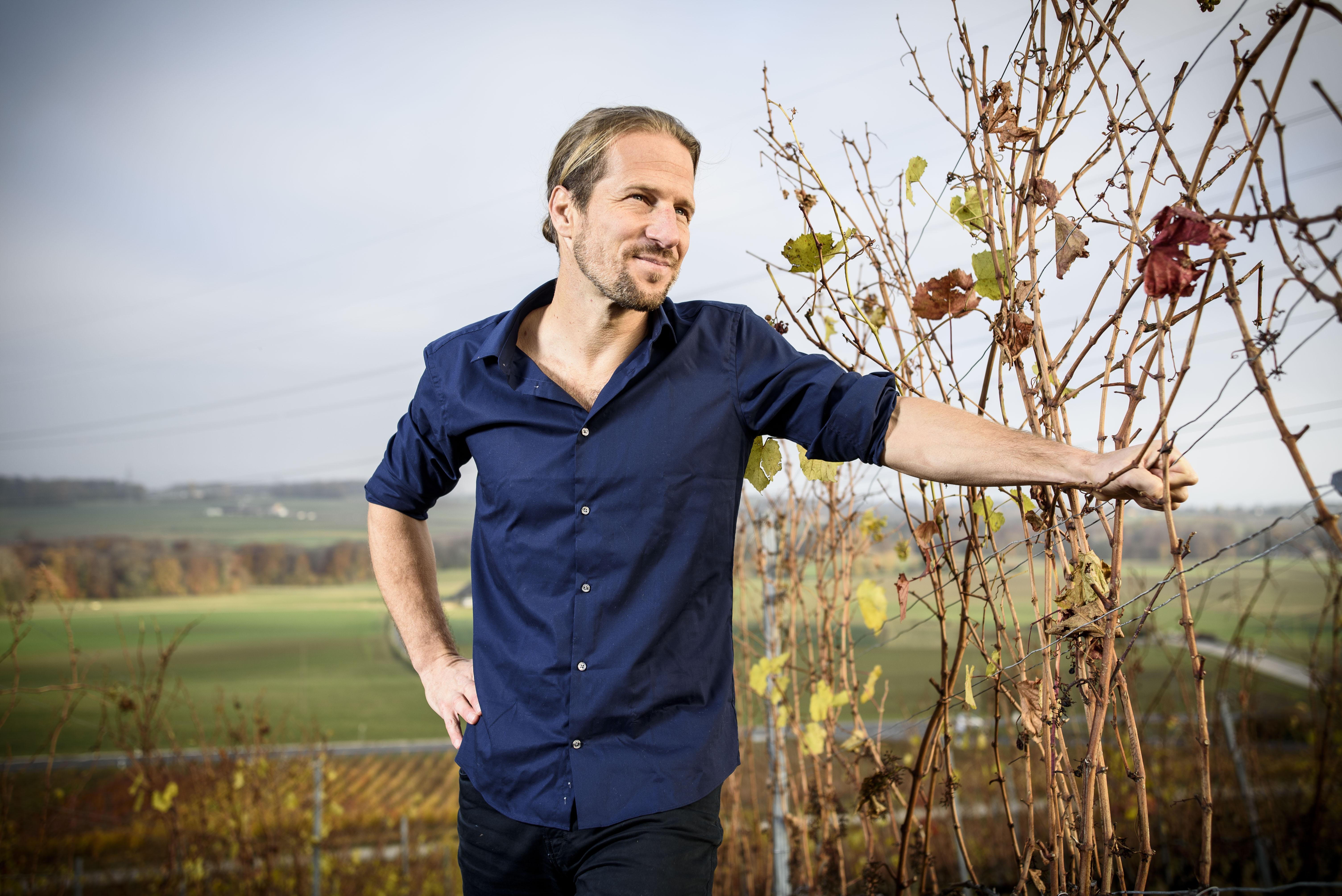 Blaise Hoffmann, écrivain