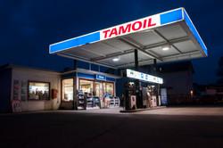 Station Tamoil, Saint-Prex