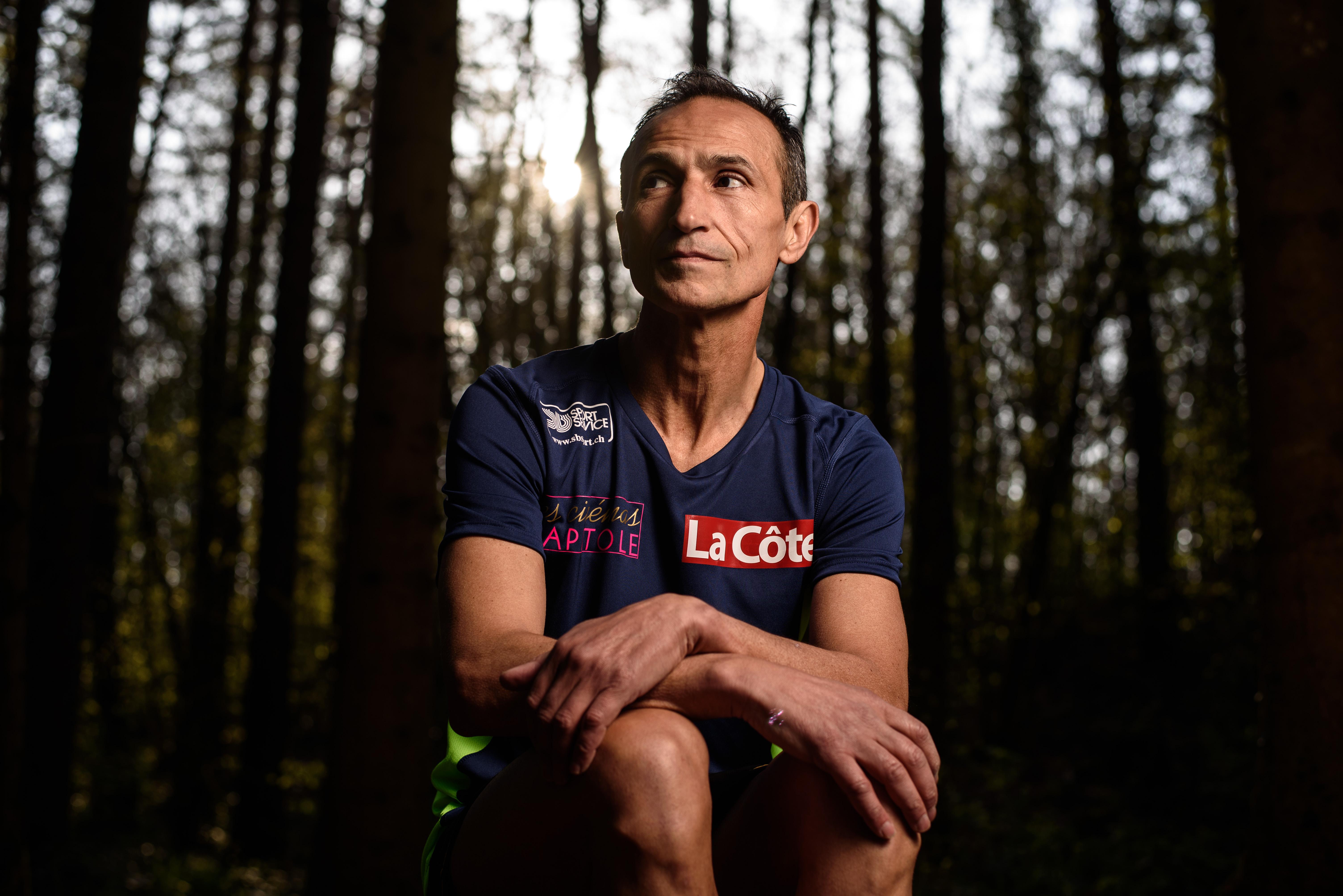 Eusebio Bochons, ultramaratonien.