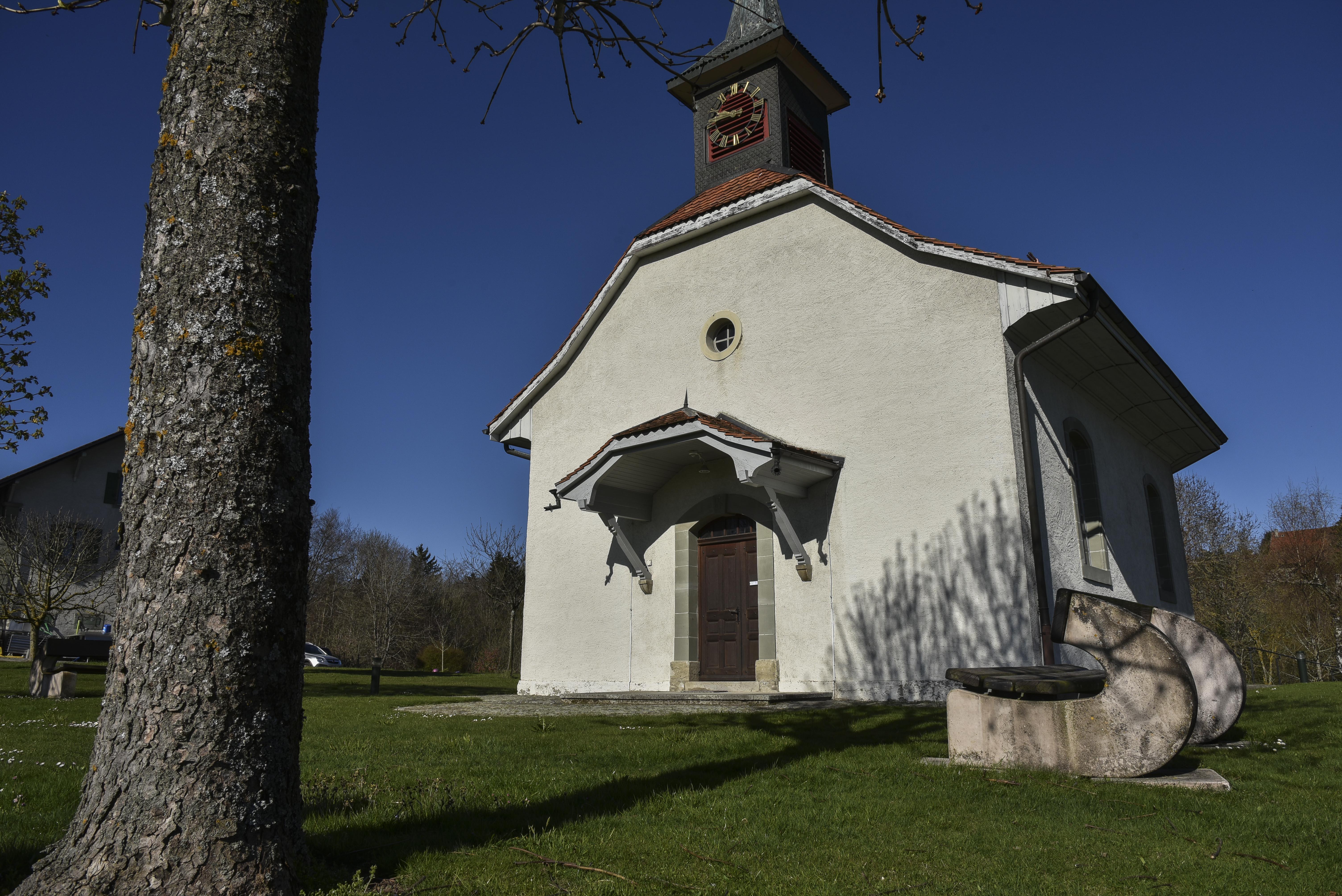 Eglise, Ropraz