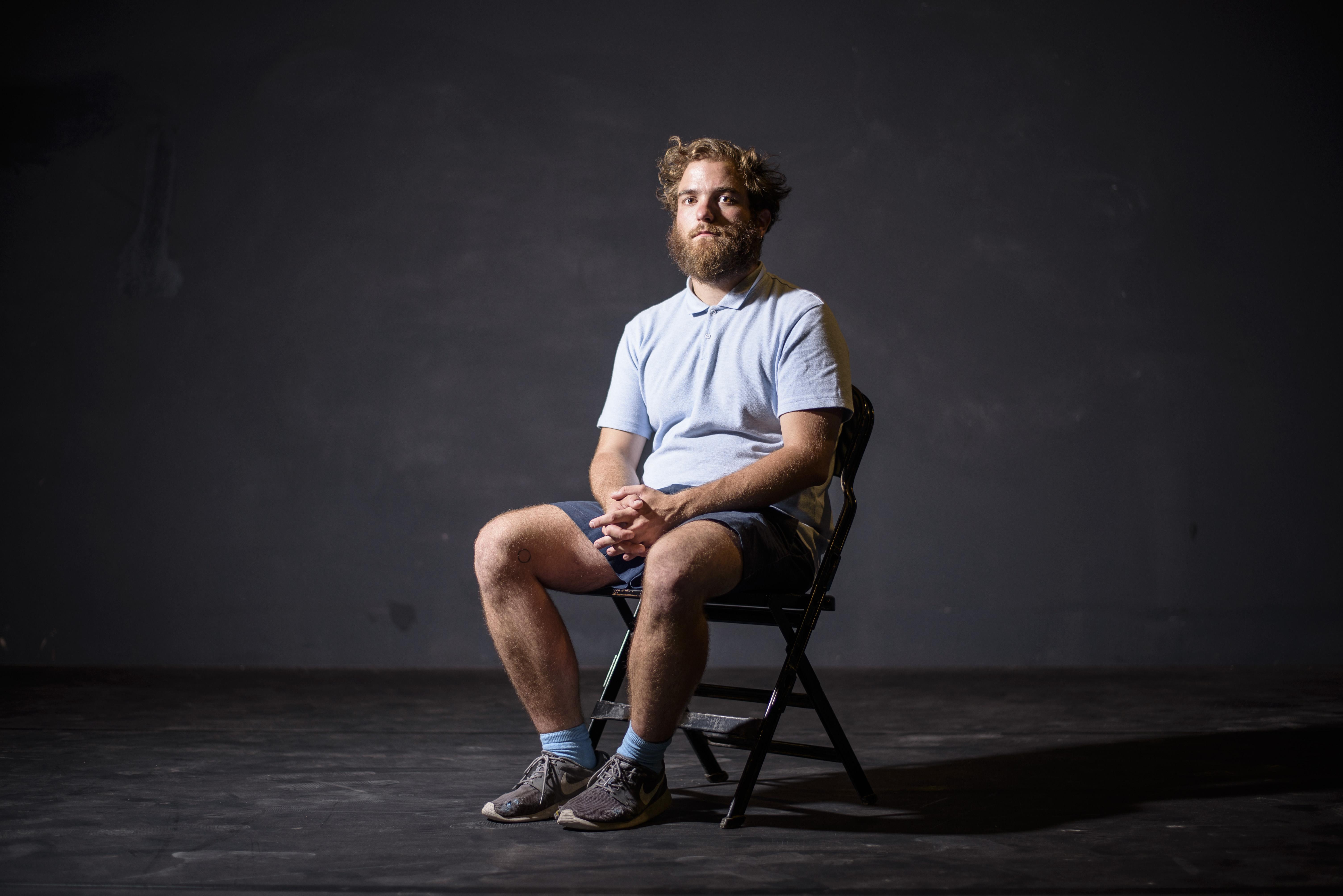 Darren Roshier, artiste.