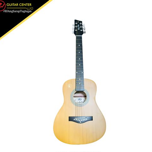 RJ Baby Masa II Acoustic Guitar Assorted Color
