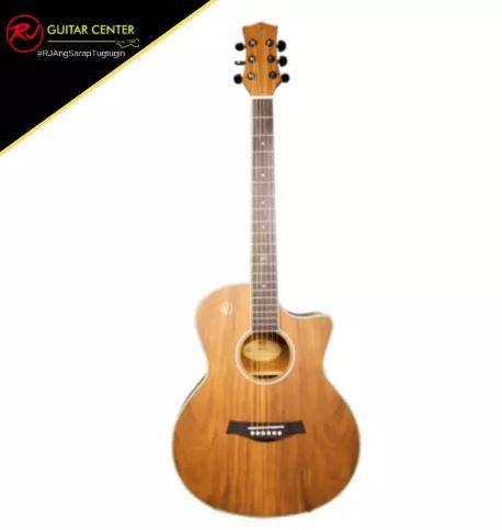 RJ Premium Acoustic Guitar - Oahu