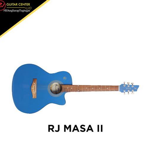 RJ Masa II Acoustic Guitar Assorted Color