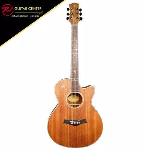 RJ Premium Acoustics - Mahogany
