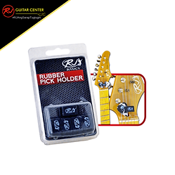 RJ Basics Rubber Pick Holder 5 PC  Set (