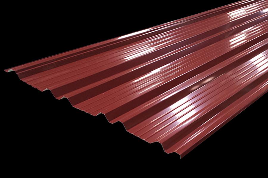 Jacinto Color Steel Roofing Profiles