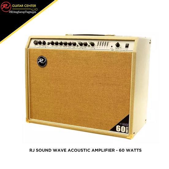 Rj Sound Wave Acoustic Amplifier - 60 Watts