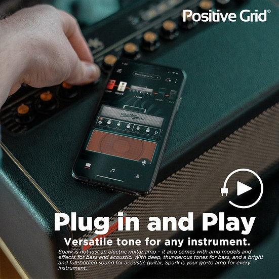 Plug in and Play