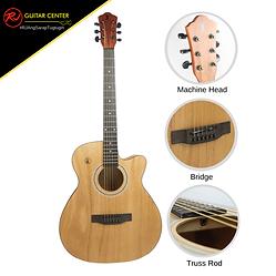 RJ Deluxe Acoustics - RJ40 Okoume Brown