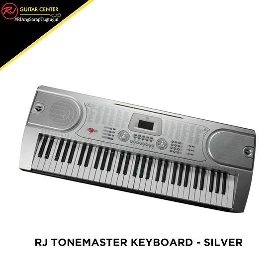 RJ Tonemaster Keyboard - Silver