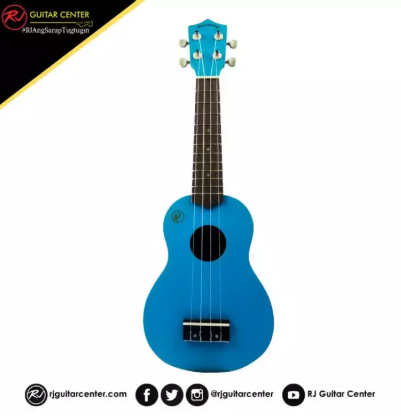 RJ Deluxe Ukulele Boracay - Light Blue