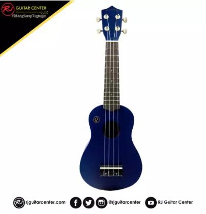RJ Deluxe Ukulele Boracay - Dark Blue