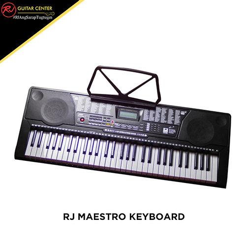 RJ Maestro Keyboard