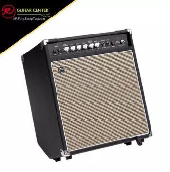 RJ Sound Wave Bass Amplifier - 50 Watts