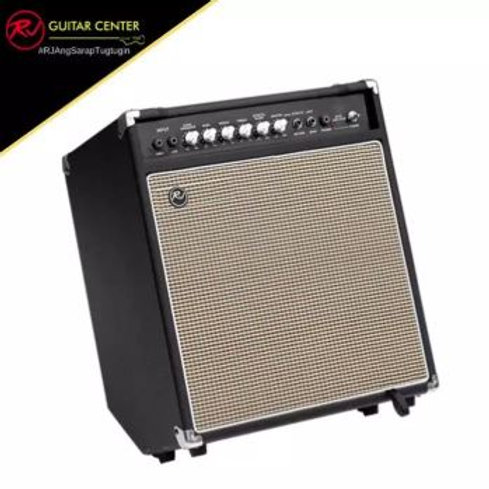 RJ Sound Wave Bass Amplifier - 50 Watts