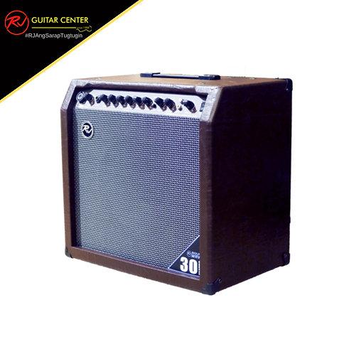 RJ Sound Wave Acoustic Guitar Amplifier - 30 Watts