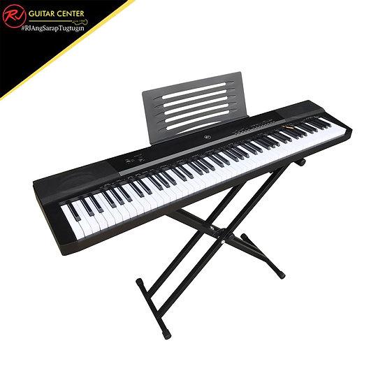 RJ Allegro Keyboard w/ X Stand
