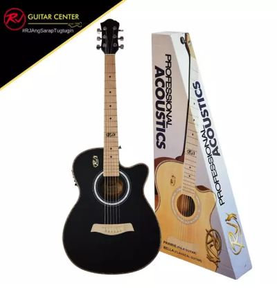 RJ Professional Acoustics - Black